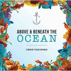 Colouring-In Book: Above and Beneath the Ocean