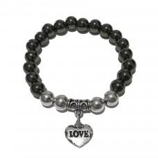 Hermatite bracelet