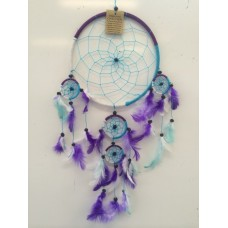Dream Catcher  Suede - Large